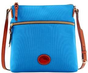 Dooney & Bourke Nylon Crossbody Shoulder Bag - FRENCH BLUE - STYLE