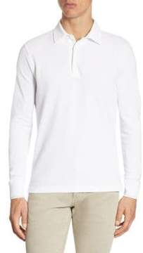 Loro Piana Regular-Fit Cotton Polo