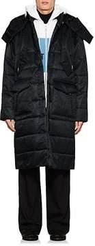 Helmut Lang Men's Buildout Puffer Coat