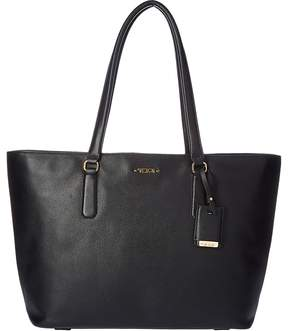 Tumi Voyageur Leather Carolina Tote Tote Handbags