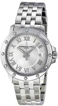 Raymond Weil Tango Silver Dial Stainless Steel Men's Watch