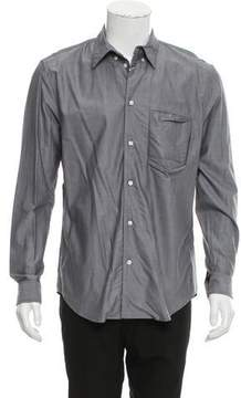 Julien David Woven Button-Up Shirt w/ Tags