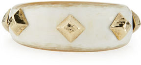 Ashley Pittman Tamasha Horn Cuff Bracelet