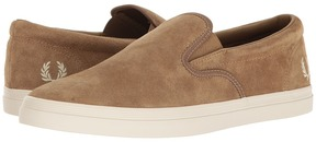 Fred Perry Underspin Slip-On Suede Men's Shoes