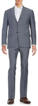 Michael Kors Wool and Mohair Suit Set