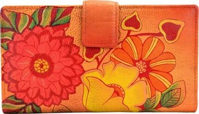 Anuschka Anna By ANNA by Leather Two Fold Organizer Wallet 1833 (Women's)