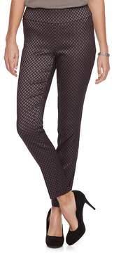 Apt. 9 Women's Brynn Pull-On Skinny Dress Pants