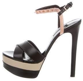 Ruthie Davis Gigi Platform Sandals w/ Tags