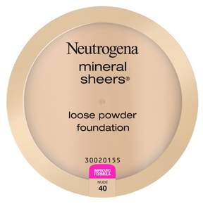 Neutrogena® Mineral Sheers Loose Powder