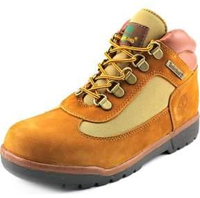 Timberland B Round Toe Leather Work Boot.