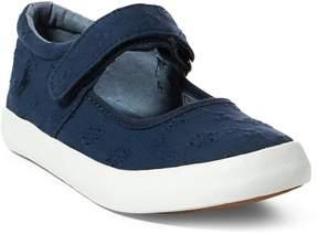 Ralph Lauren Pippa Eyelet Sneaker