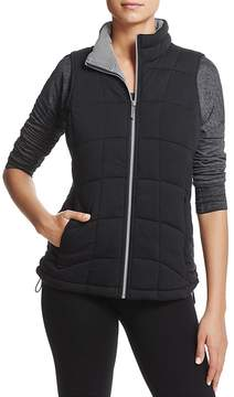 Andrew Marc Performance Quilted Knit Vest