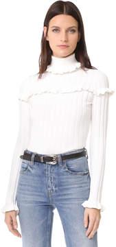 Cinq à Sept Tate Rib Sweater