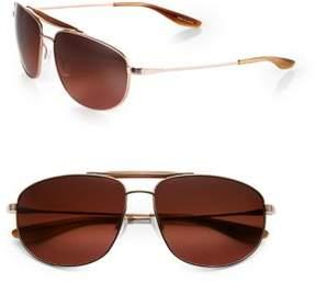 Barton Perreira Libertine Metal Sunglasses