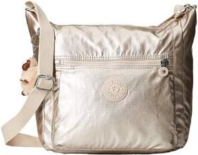 Kipling Bethel Handbag Handbags - SPARKLY GOLD - STYLE
