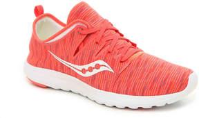 Saucony Women's Eros Fabric Running Shoe - Women's's