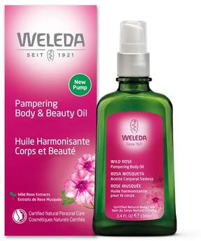 Weleda Wild Rose Body Oil - 3.4 oz