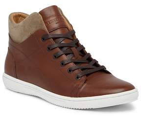 Kenneth Cole Contrast Leather & Suede Sneaker