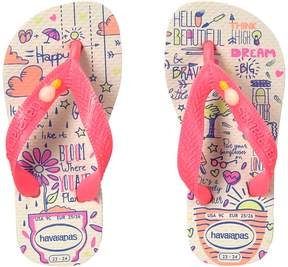 Havaianas Fantasy Flip Flops (Toddler/Little Kid/Big Kid)