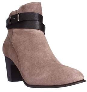 Giani Bernini Gb35 Calae Ankle Boots, Dark Taupe.