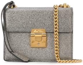 Mark Cross chain handle shoulder bag