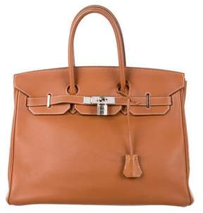 Hermes Swift Birkin 35