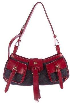 Burberry Cinda Shoulder Bag - BLACK - STYLE