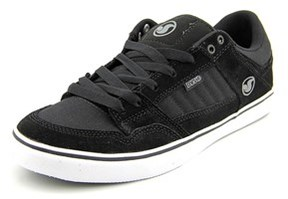 DVS Shoe Company Ignition Ct Round Toe Suede Skate Shoe.