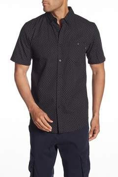 Obey Francis Short Sleeve Regular Fit Shirt