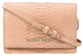 Emporio Armani Y3B086 YH26A 80086 Nude Clutch