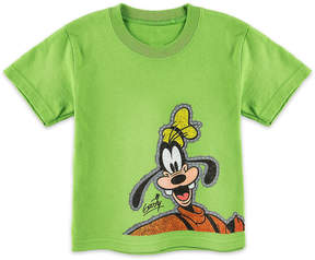 Disney Goofy Outline Tee for Toddlers