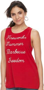 Apt. 9 Women's Graphic Tank