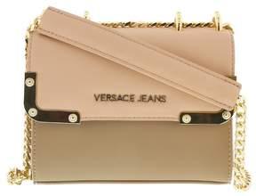 Versace EE1VRBBA4 Light Brown/ Powder Pink Shoulder bag