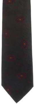 Chanel Silk Patterned Tie