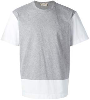 Marni two tone T-shirt