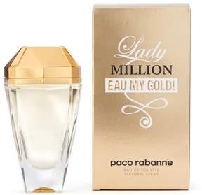 Paco Rabanne Lady Million Eau My Gold! by Women's Perfume - Eau de Toilette