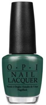 OPI Nail Lacquer Nail Polish, Stay Off The Lawn.