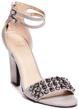 GUESS Petunia Metallic Heels