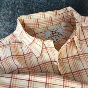 Madda Fella Sailor Check Shirt