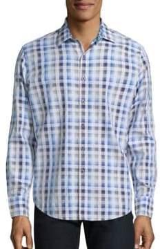 Robert Graham Dewan Plaid Shirt