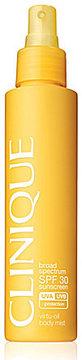 Clinique Broad Spectrum SPF 30 Sunscreen Virtu-Oil Body Mist