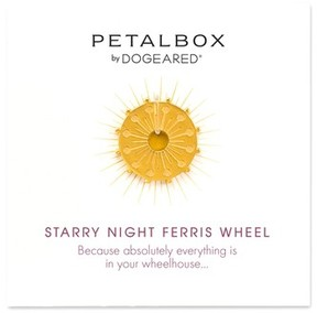 Dogeared Women's Petalbox Starry Night Ferris Wheel Enhancer (Nordstrom Exclusive)