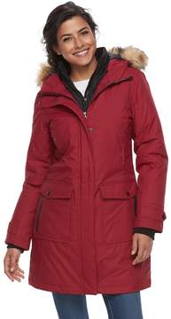 Free Country Women's Expedition Hooded Down Parka