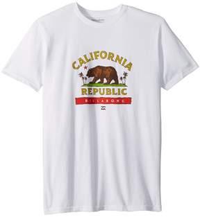 Billabong Kids Cali Bear T-Shirt Boy's T Shirt
