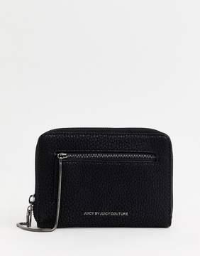 Juicy Couture medium zip around purse