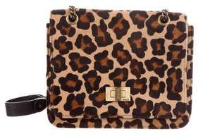 Emilio Pucci Ponyhair Shoulder Bag