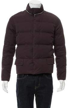 Balenciaga Quilted Down Coat