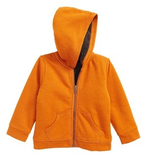 Tucker + Tate Infant Boy's Fleece Lined Hoodie