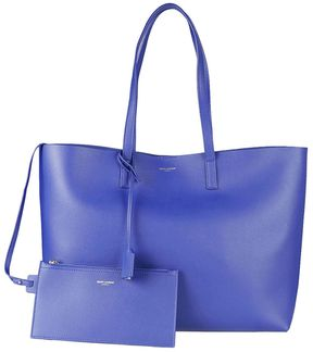 Saint Laurent Classic Shopping Bag - BLUETTE - STYLE