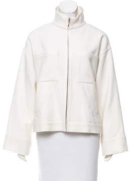 Steven Alan Wool Zip-Up Jacket
